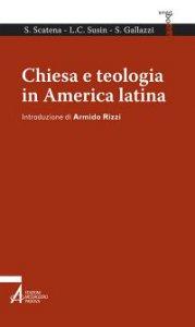 Copertina di 'Chiesa e teologia in America Latina'