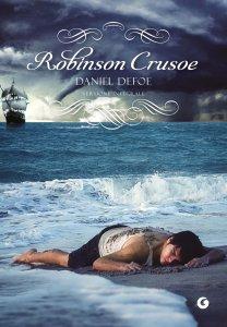 Copertina di 'Robinson Crusoe'