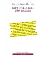 Etty Hillesum: Dio matura - MichaelDavide Semeraro