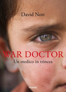 Copertina di 'War Doctor'