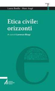 Copertina di 'Etica civile: orizzonti'