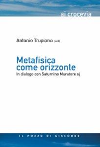 Copertina di 'Metafisica come orizzonte'