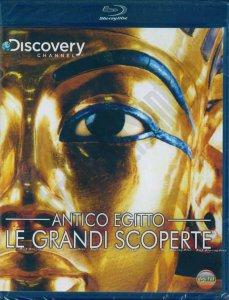 Copertina di 'Antico Egitto  Le grandi scoperte Blu-ray Disc'