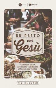 Copertina di 'Un pasto con Gesù'