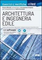 EdiTEST. Architettura e ingegneria edile. Esercizi & verifiche. Con espansione online