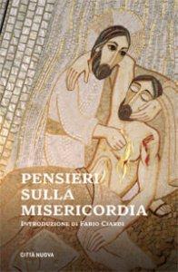 Copertina di 'Pensieri sulla misericordia'