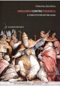 Copertina di 'Gregorio contro Federico'