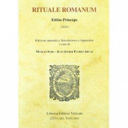 Copertina di 'Rituale romanum. Editio princeps (1614)'