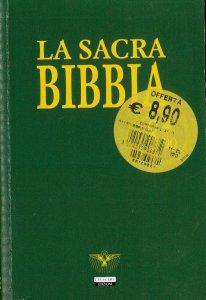 Copertina di 'La sacra Bibbia'
