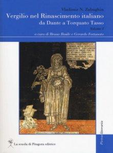 Copertina di 'Vergilio nel Rinascimento italiano. Da Dante a Torquado Tasso'