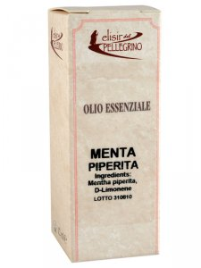 Copertina di 'Olio essenziale menta 12 ml'
