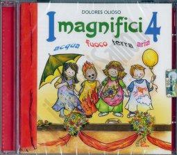 Copertina di 'I magnifici 4'