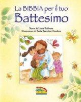 La Bibbia per il tuo battesimo - Ribbons Lizzie