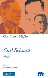 Copertina di 'Carl Schmitt. Saggi'