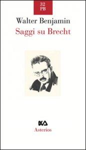 Copertina di 'Saggi su Brecht'