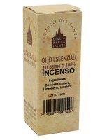 Olio essenziale incenso       12 ml.