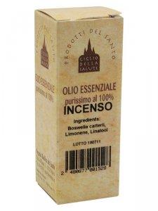 Copertina di 'Olio essenziale incenso       12 ml.'