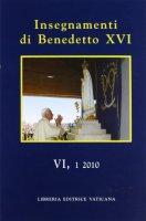 Insegnamenti di Benedetto XVI - Benedetto XVI (Joseph Ratzinger)
