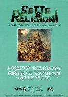 Libertà religiosa. Diritto e fenomeno delle sette