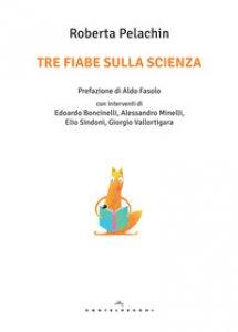 Copertina di 'Tre fiabe sulla scienza'