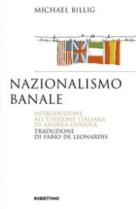 Copertina di 'Nazionalismo banale'