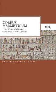 Copertina di 'Corpus hermeticum. Testo greco e latino a fronte'