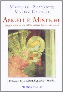 Copertina di 'Angeli e mistiche'