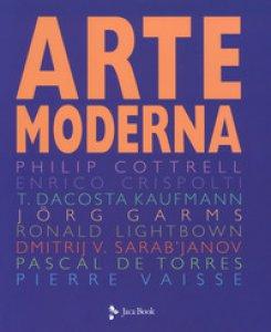 Copertina di 'Arte moderna. Ediz. a colori'