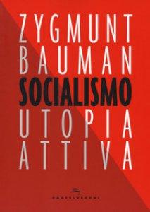 Copertina di 'Socialismo. Utopia attiva'