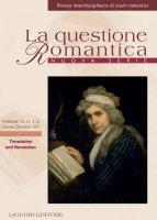 La questione Romantica - Annalisa Goldoni, Lilla Maria Crisafulli