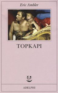 Copertina di 'Topkapi'
