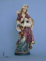 Statua Santa Agnese di  su LibreriadelSanto.it