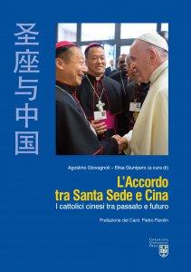 Copertina di 'L'accordo tra Santa Sede e Cina'