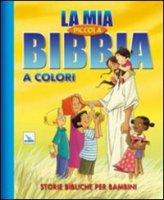 La mia piccola Bibbia a colori - Olesen Cecilie