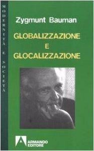 Copertina di 'Globalizzazione e glocalizzazione'