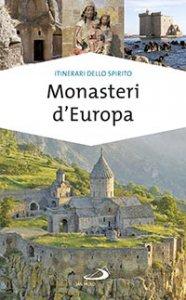 Copertina di 'Monasteri d'Europa'