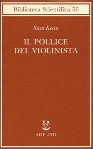 Copertina di 'Il pollice del violinista'