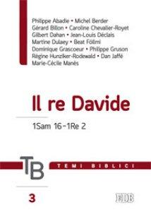 Copertina di 'Il re Davide'