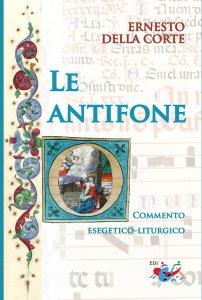 """Copertina di 'Le antifone """"O""""'"""