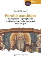 Perché cambiare - Vittorio Mencucci