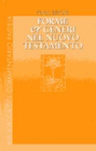 Copertina di 'Forme e generi nel Nuovo Testamento'