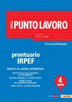Il Punto Lavoro 4/2020 - Prontuario Irpef - Cristian Valsiglio