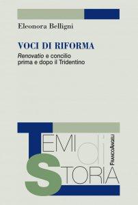 Copertina di 'Voci di riforma'