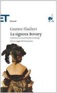 Copertina di 'La signora Bovary'