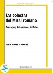 Copertina di 'Las colectas del Misal romano'
