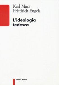 Copertina di 'L'ideologia tedesca'