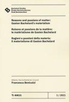 Bachelard Studies-Études Bachelardiennes-Studi Bachelardiani (2021)
