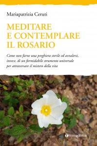 Copertina di 'Meditare e contemplare il Rosario'