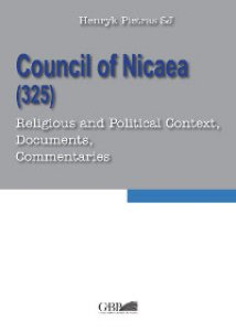 Copertina di 'Council of Nicaea (325)'