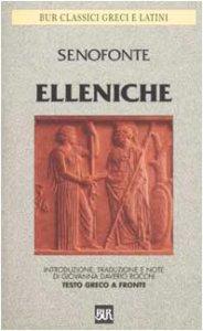 Copertina di 'Elleniche. Testo greco a fronte'